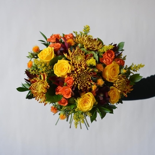 Le Bouquet Harvest Hand-Tied
